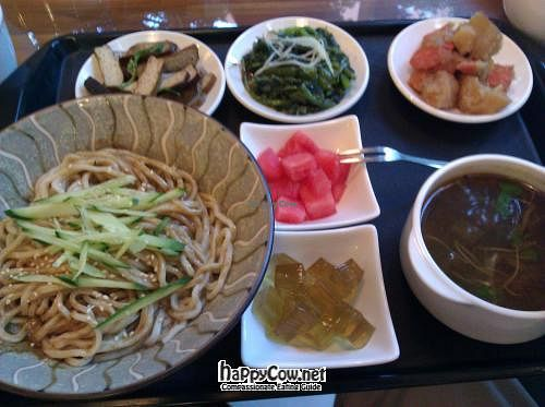 "Photo of CLOSED: Meimen Tea House  by <a href=""/members/profile/eric"">eric</a> <br/>mahjong noodles set meal <br/> May 18, 2012  - <a href='/contact/abuse/image/24525/31832'>Report</a>"