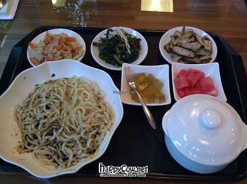 "Photo of CLOSED: Meimen Tea House  by <a href=""/members/profile/eric"">eric</a> <br/>Spicy noodles set meal <br/> May 18, 2012  - <a href='/contact/abuse/image/24525/31833'>Report</a>"