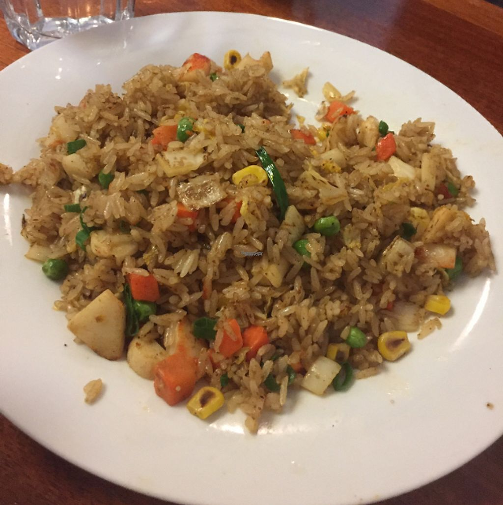 "Photo of Loving Hut  by <a href=""/members/profile/GoVeggo"">GoVeggo</a> <br/>mmmmmmmmm Tom yum fried rice <br/> November 27, 2016  - <a href='/contact/abuse/image/24528/195027'>Report</a>"