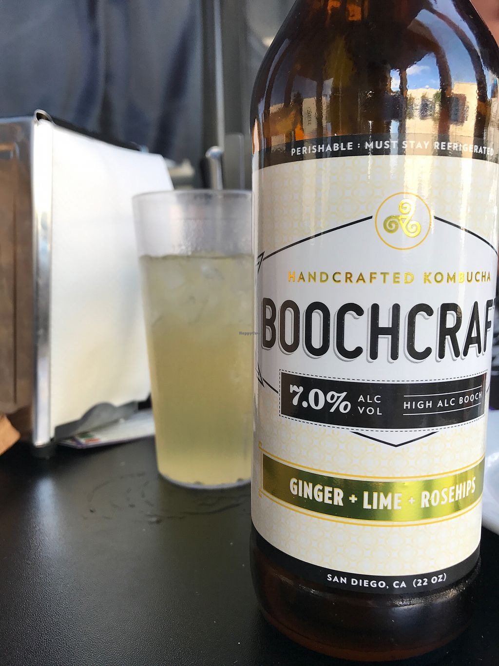 """Photo of Doomie's Home Cookin'  by <a href=""""/members/profile/KateAlexisElliott"""">KateAlexisElliott</a> <br/>Alcoholic kombucha - so you can pretend your ok.  <br/> September 21, 2017  - <a href='/contact/abuse/image/24562/306918'>Report</a>"""