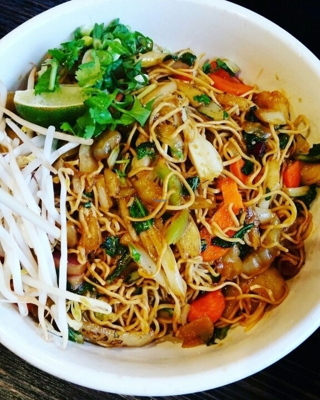 "Photo of Wok Box  by <a href=""/members/profile/AnnaluSkyfire"">AnnaluSkyfire</a> <br/>Vegan Spicy Hong Kong Style Noodle Box <br/> November 23, 2016  - <a href='/contact/abuse/image/24579/193363'>Report</a>"