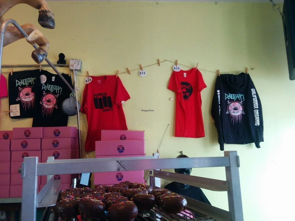 "Photo of Pepples Donut Farm  by <a href=""/members/profile/MizzB"">MizzB</a> <br/>T-shirts <br/> July 1, 2017  - <a href='/contact/abuse/image/24634/275727'>Report</a>"