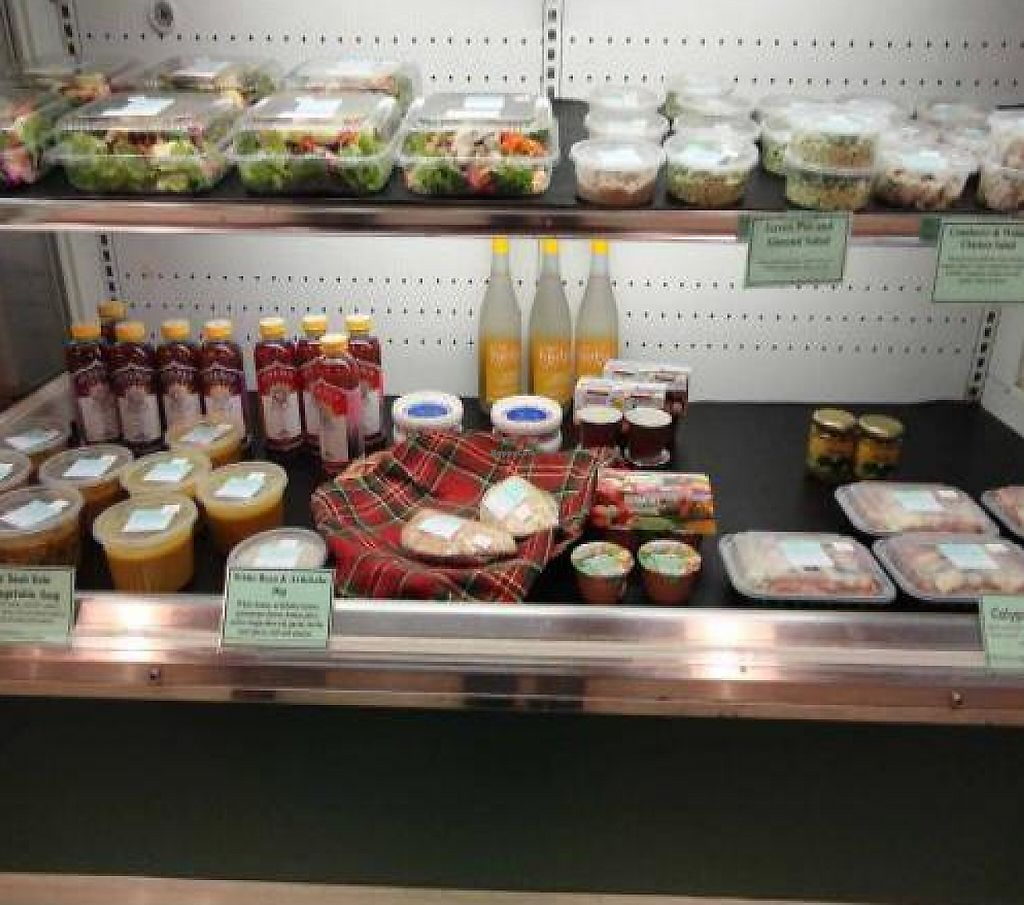 """Photo of Freshlife  by <a href=""""/members/profile/PennsyltuckyVeggie"""" class=""""title__title"""">PennsyltuckyVeggie</a> <br/>Carry out deli items <br/> January 3, 2012  - <a href='/contact/abuse/image/2464/205591'>Report</a>"""