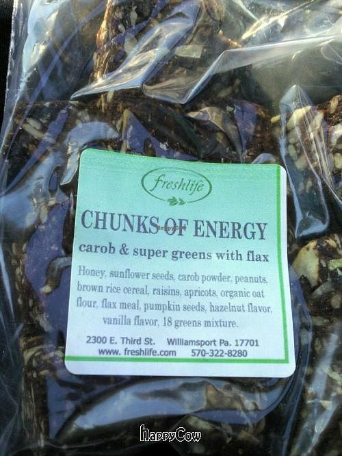 """Photo of Freshlife  by <a href=""""/members/profile/happycowgirl"""" class=""""title__title"""">happycowgirl</a> <br/>house-made energy snacks <br/> September 11, 2012  - <a href='/contact/abuse/image/2464/37781'>Report</a>"""
