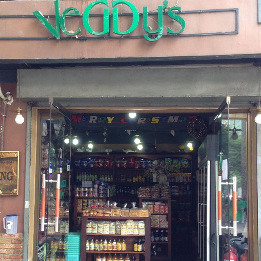 "Photo of Veggy's - maybe closed  by <a href=""/members/profile/VeganBiker"">VeganBiker</a> <br/>Exterior <br/> January 29, 2015  - <a href='/contact/abuse/image/24657/91649'>Report</a>"