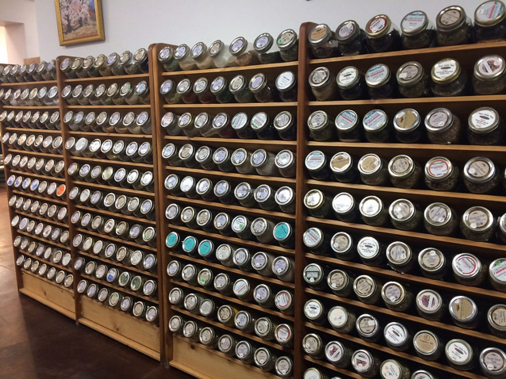 """Photo of Moab Community Cooperative  by <a href=""""/members/profile/Pearlpeachy"""">Pearlpeachy</a> <br/>incredible selection of bulk herbs and spices  <br/> April 5, 2017  - <a href='/contact/abuse/image/24664/244821'>Report</a>"""