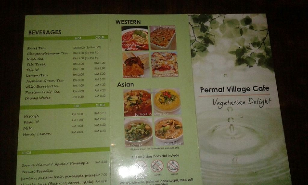 "Photo of CLOSED: Permai Village Cafe Vegetarian Delights  by <a href=""/members/profile/Stevie"">Stevie</a> <br/>pic 5 <br/> April 5, 2016  - <a href='/contact/abuse/image/24687/142857'>Report</a>"