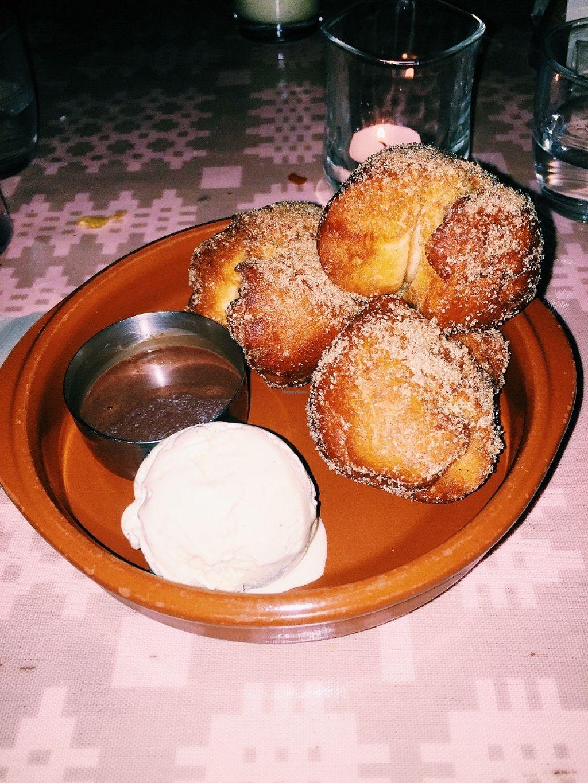 "Photo of Milgi  by <a href=""/members/profile/Izosullivan"">Izosullivan</a> <br/>Chocolate and cinnamon vegan doughnuts and ice cream <br/> June 6, 2016  - <a href='/contact/abuse/image/24701/152612'>Report</a>"
