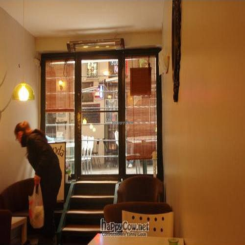 """Photo of CLOSED: Govinda - Beyoglu  by <a href=""""/members/profile/Jepulis"""">Jepulis</a> <br/>Govinda's from the inside.  <br/> February 12, 2011  - <a href='/contact/abuse/image/24710/7367'>Report</a>"""