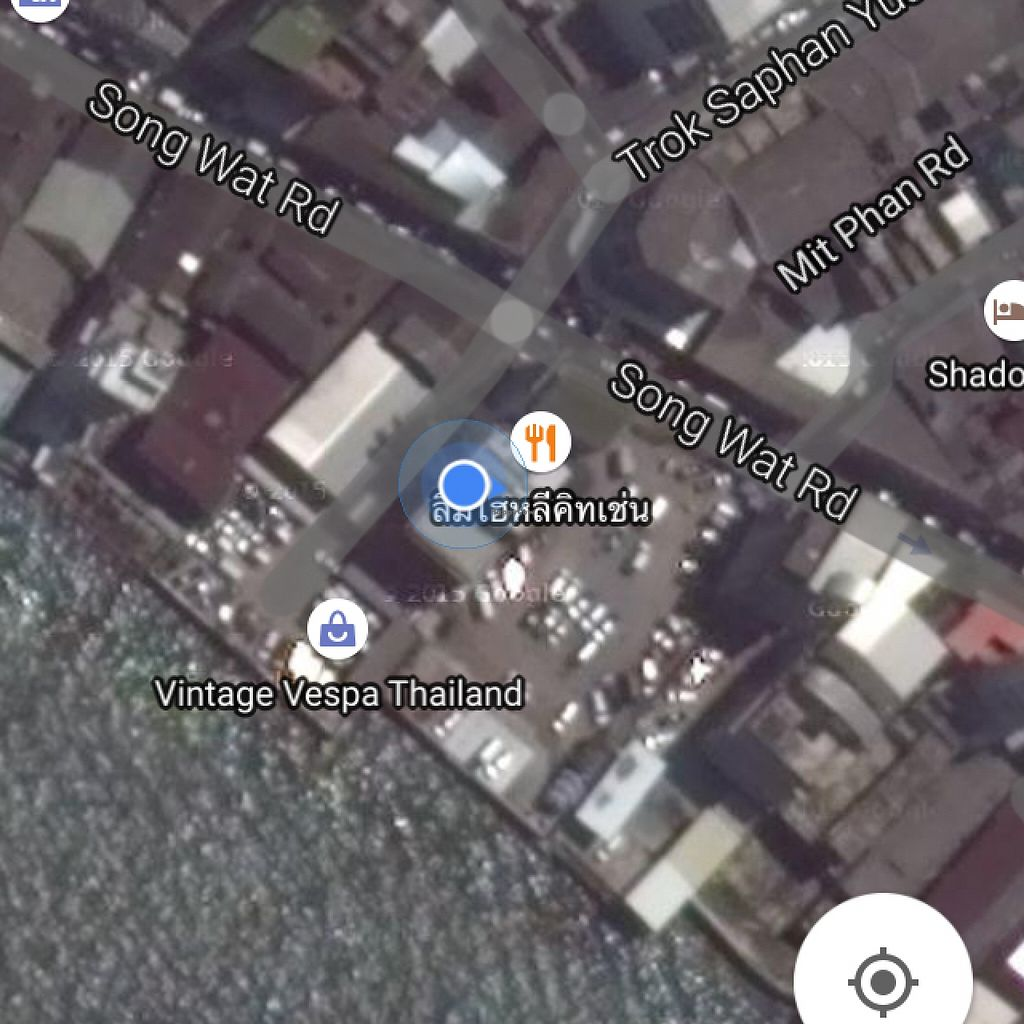 "Photo of Chijuya Restaurant - Jing Xin Health Food  by <a href=""/members/profile/solarkismet"">solarkismet</a> <br/>blue dot is chinatown location  <br/> December 10, 2015  - <a href='/contact/abuse/image/24740/127782'>Report</a>"