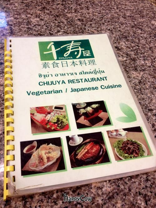 "Photo of Chijuya Restaurant - Jing Xin Health Food  by <a href=""/members/profile/Chnanis"">Chnanis</a> <br/>The Menu <br/> June 15, 2013  - <a href='/contact/abuse/image/24740/49613'>Report</a>"