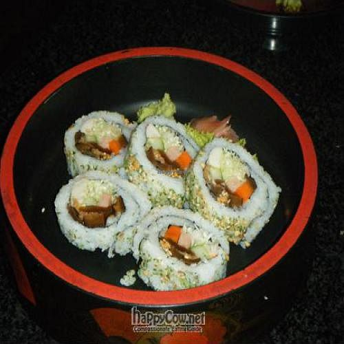 "Photo of Chijuya Restaurant - Jing Xin Health Food  by <a href=""/members/profile/eric"">eric</a> <br/>sushi- make sure to tell them no mayonnaise! <br/> December 9, 2010  - <a href='/contact/abuse/image/24740/6602'>Report</a>"