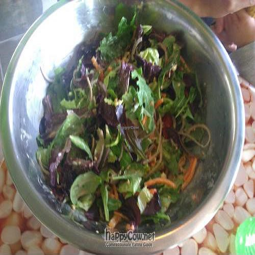 "Photo of Greens Up - Montana Ave  by <a href=""/members/profile/eric"">eric</a> <br/>Thai salad <br/> January 27, 2011  - <a href='/contact/abuse/image/24789/7186'>Report</a>"