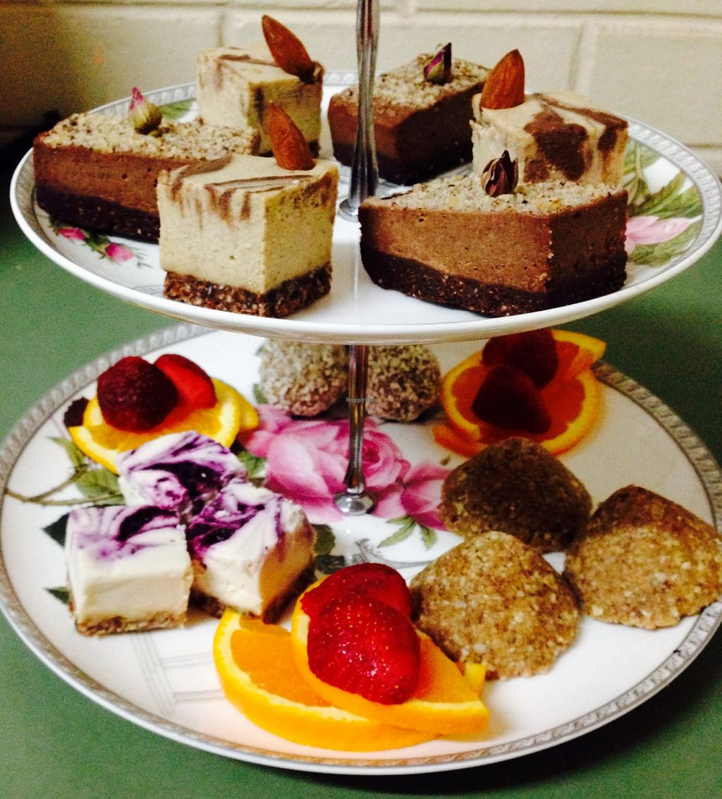 Photo of Swan Valley Cafe & Tea House  by Navegante <br/>High tea, Dec 2015 <br/> December 13, 2015  - <a href='/contact/abuse/image/24800/128333'>Report</a>
