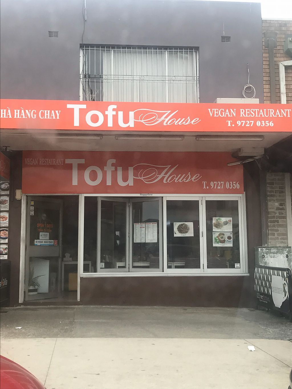 "Photo of CLOSED: Tofu House - Vegan Restaurant  by <a href=""/members/profile/Lozcriston"">Lozcriston</a> <br/>Outsid  <br/> October 18, 2017  - <a href='/contact/abuse/image/24811/316329'>Report</a>"