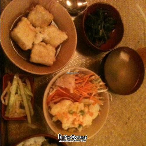 "Photo of Lung Ta  by <a href=""/members/profile/xraysez"">xraysez</a> <br/>amazing tofu in soy style sauce set meal <br/> July 2, 2012  - <a href='/contact/abuse/image/24832/34051'>Report</a>"