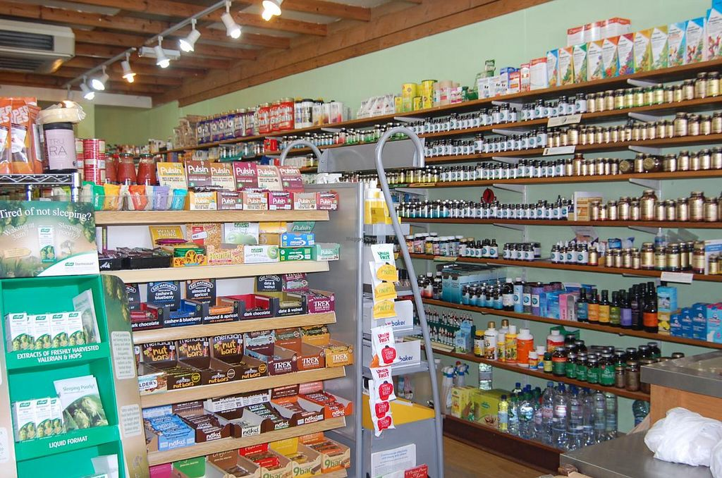 """Photo of Well Being - Lewisham  by <a href=""""/members/profile/Clare"""">Clare</a> <br/>Energy bars and supplements <br/> June 12, 2015  - <a href='/contact/abuse/image/24846/105543'>Report</a>"""