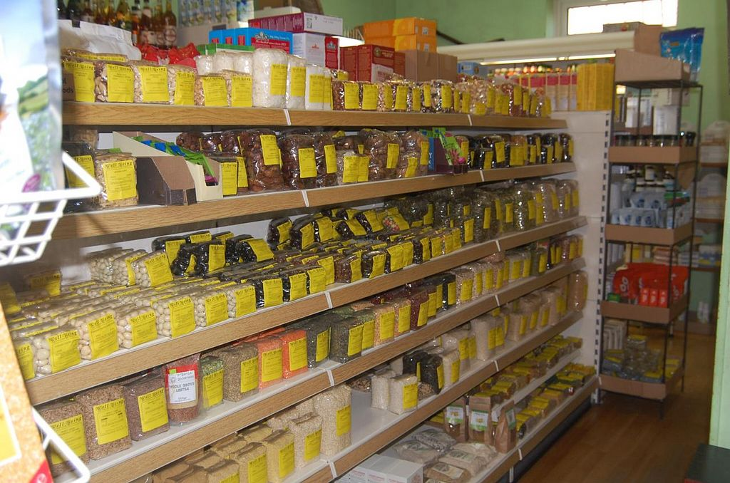 """Photo of Well Being - Lewisham  by <a href=""""/members/profile/Clare"""">Clare</a> <br/>Dried packaged goods <br/> June 12, 2015  - <a href='/contact/abuse/image/24846/105545'>Report</a>"""