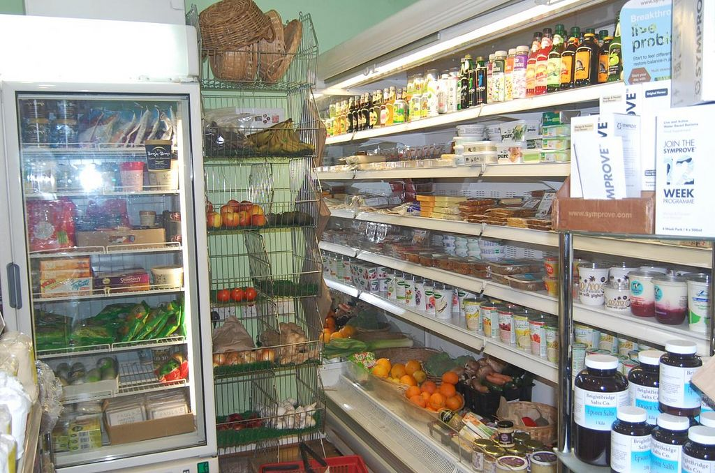 """Photo of Well Being - Lewisham  by <a href=""""/members/profile/Clare"""">Clare</a> <br/>Chilled goods, fruit and veg <br/> June 12, 2015  - <a href='/contact/abuse/image/24846/105547'>Report</a>"""