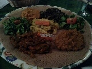 """Photo of Cafe Desta  by <a href=""""/members/profile/ChristinaCretella"""">ChristinaCretella</a> <br/>vegan meal for 2...yummy! <br/> October 17, 2016  - <a href='/contact/abuse/image/24947/182575'>Report</a>"""