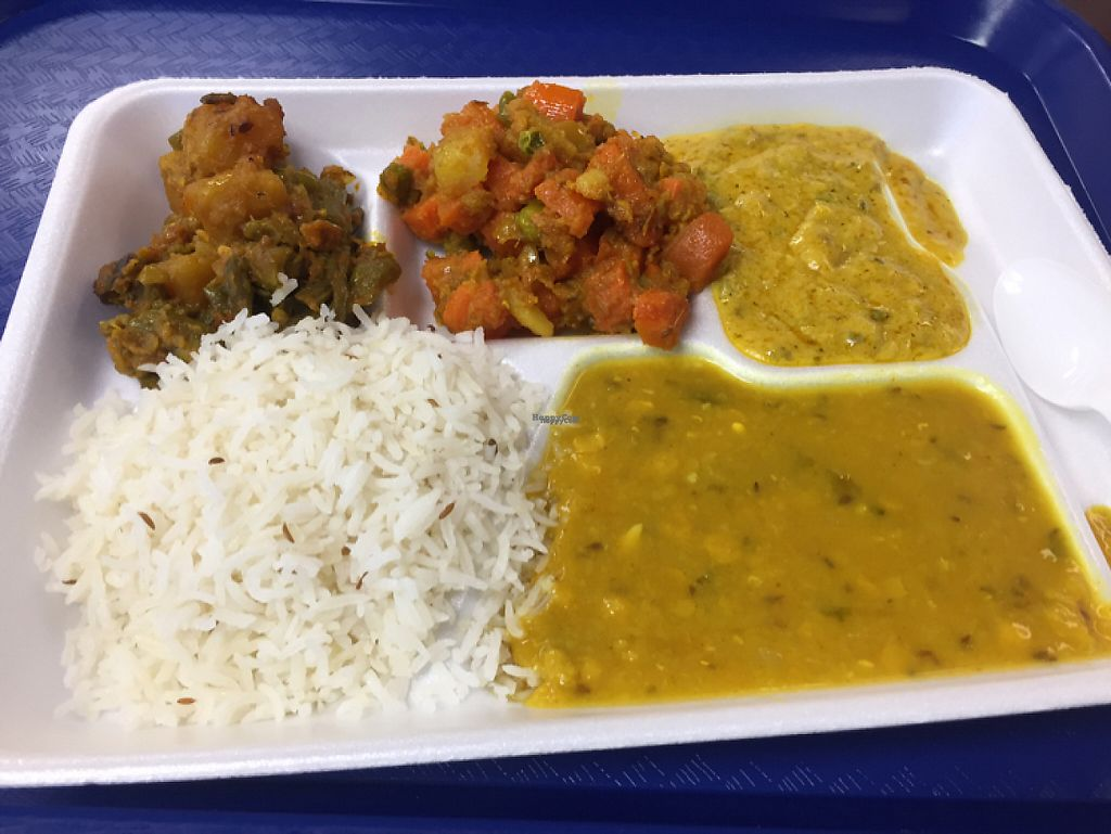 "Photo of Taste of India American  by <a href=""/members/profile/LinnDaugherty"">LinnDaugherty</a> <br/>not sure if it's vegan but possibly <br/> January 24, 2017  - <a href='/contact/abuse/image/24960/216585'>Report</a>"