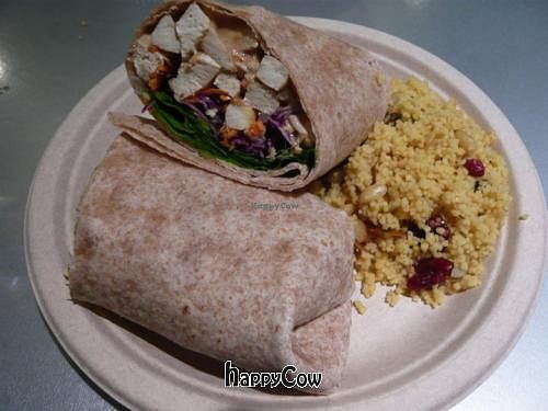 """Photo of Grins  by <a href=""""/members/profile/spiffysavannah"""">spiffysavannah</a> <br/>PB&G on a whole wheat wrap! <br/> February 21, 2013  - <a href='/contact/abuse/image/2499/44449'>Report</a>"""