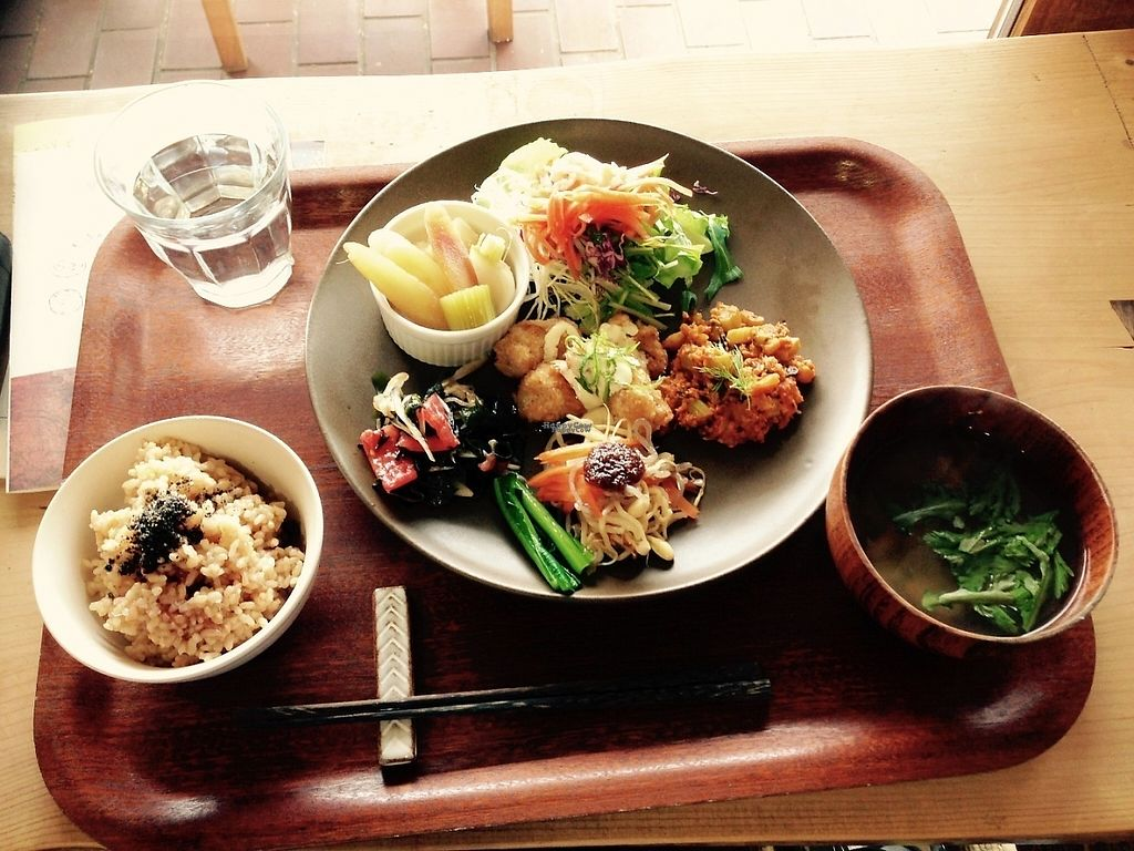 """Photo of Noppokun  by <a href=""""/members/profile/NicoNico"""">NicoNico</a> <br/>delicious lunch (April 9th, 2017) <br/> April 9, 2017  - <a href='/contact/abuse/image/25004/246114'>Report</a>"""