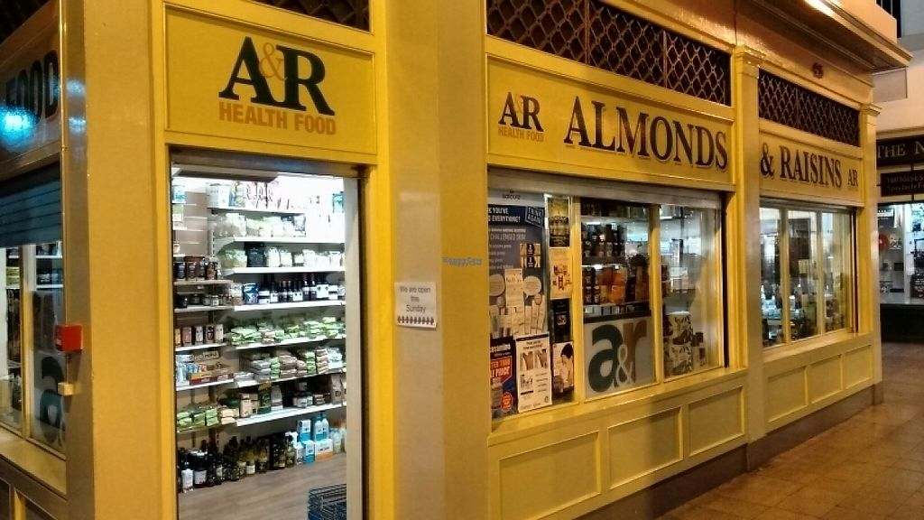 """Photo of Almonds and Raisins  by <a href=""""/members/profile/craigmc"""">craigmc</a> <br/>nice shop <br/> December 16, 2016  - <a href='/contact/abuse/image/25032/201837'>Report</a>"""