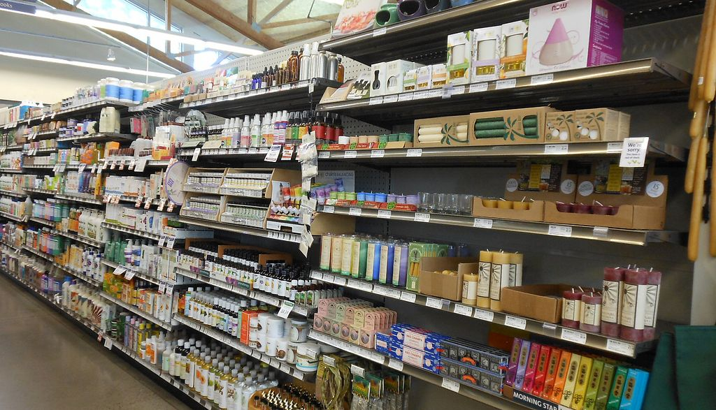 """Photo of Three Rivers Market  by <a href=""""/members/profile/ThreeRiversMarket"""">ThreeRiversMarket</a> <br/>Our extensive health and wellness section awaits your visit <br/> July 26, 2017  - <a href='/contact/abuse/image/2504/285351'>Report</a>"""