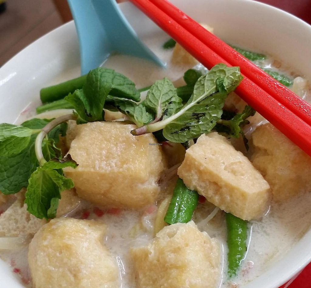 """Photo of Xiang Yun Vegetarian - Sungai Nibong  by <a href=""""/members/profile/walter007"""">walter007</a> <br/>Food <br/> July 22, 2014  - <a href='/contact/abuse/image/25068/270217'>Report</a>"""