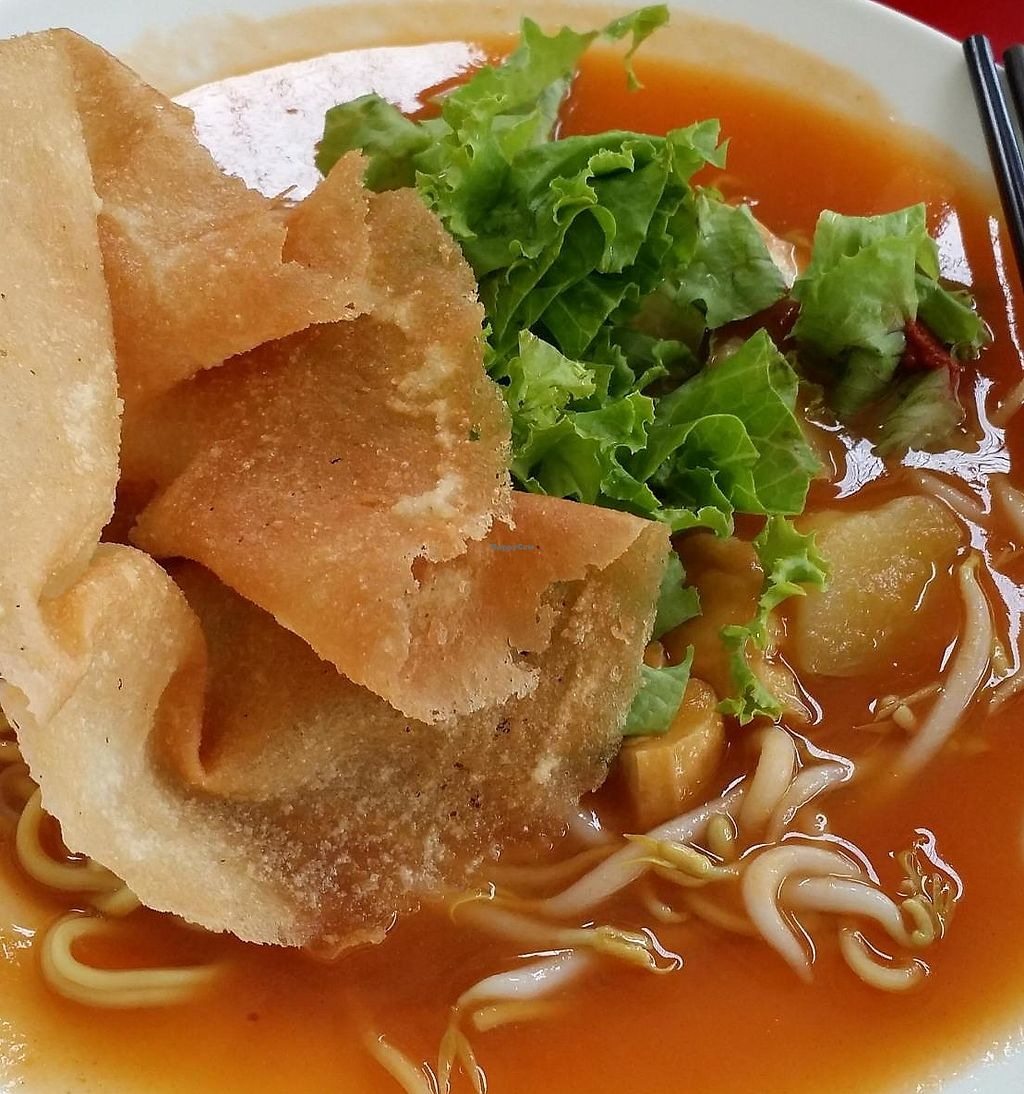 """Photo of Xiang Yun Vegetarian - Sungai Nibong  by <a href=""""/members/profile/walter007"""">walter007</a> <br/>Food <br/> July 22, 2014  - <a href='/contact/abuse/image/25068/270221'>Report</a>"""