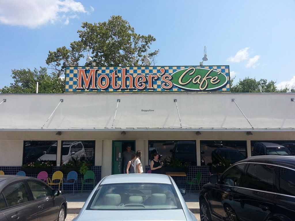 """Photo of Mother's Cafe and Garden  by <a href=""""/members/profile/SkipStein"""">SkipStein</a> <br/>Front and Sign of Mother's Cafe & Garden <br/> March 11, 2014  - <a href='/contact/abuse/image/2510/65680'>Report</a>"""