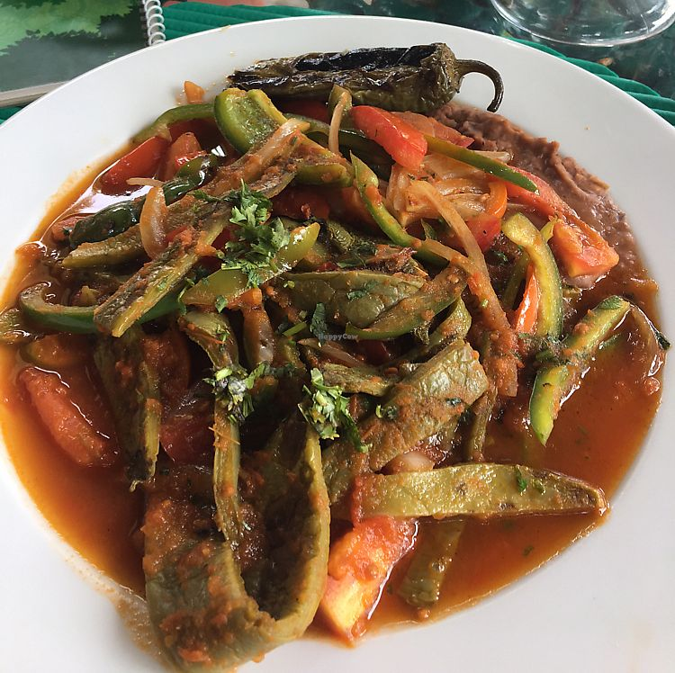 "Photo of Natura Restaurante  by <a href=""/members/profile/StaceyPounsberry"">StaceyPounsberry</a> <br/>veggie fajitas  <br/> June 12, 2017  - <a href='/contact/abuse/image/25113/268457'>Report</a>"
