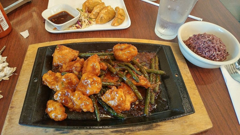 """Photo of Veggie Heaven  by <a href=""""/members/profile/TreyLegall"""">TreyLegall</a> <br/>Protein Vader <br/> October 8, 2017  - <a href='/contact/abuse/image/2515/312991'>Report</a>"""