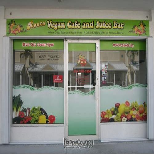 """Photo of CLOSED: Roots Delight  by <a href=""""/members/profile/Nimisha"""">Nimisha</a> <br/>Roots vegan cafe & juice bar <br/> January 28, 2011  - <a href='/contact/abuse/image/25204/7217'>Report</a>"""