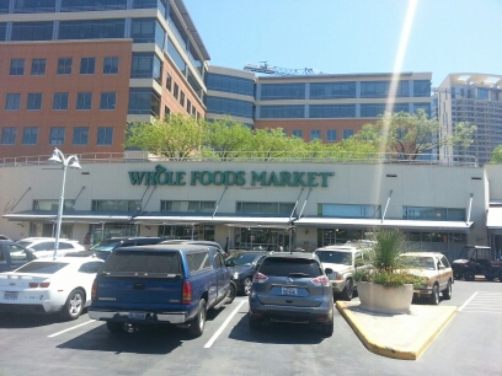 """Photo of Whole Foods Market - Lamar  by <a href=""""/members/profile/eric"""">eric</a> <br/>outside <br/> April 4, 2016  - <a href='/contact/abuse/image/2520/142690'>Report</a>"""
