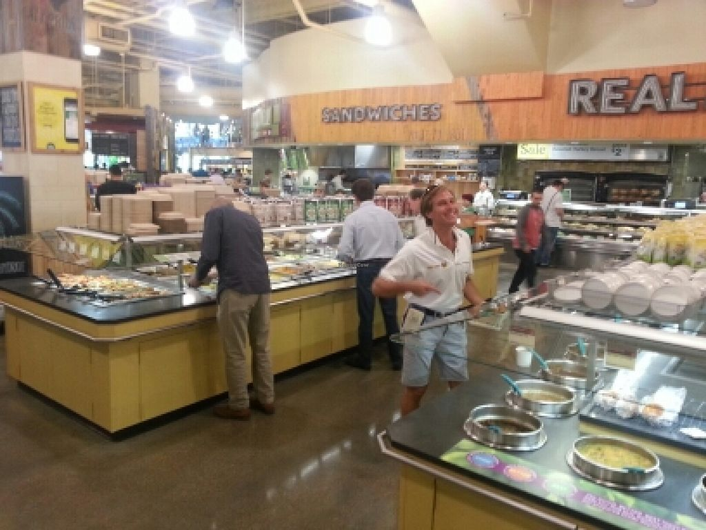 """Photo of Whole Foods Market - Lamar  by <a href=""""/members/profile/eric"""">eric</a> <br/>food bar <br/> April 4, 2016  - <a href='/contact/abuse/image/2520/142692'>Report</a>"""