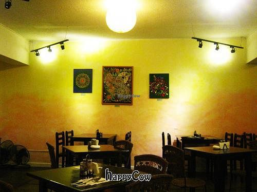 """Photo of Ahs-Wes  by <a href=""""/members/profile/spiritnoodles"""">spiritnoodles</a> <br/>An ambient and relaxing view of the resto's lazured walls <br/> August 20, 2012  - <a href='/contact/abuse/image/25244/36488'>Report</a>"""