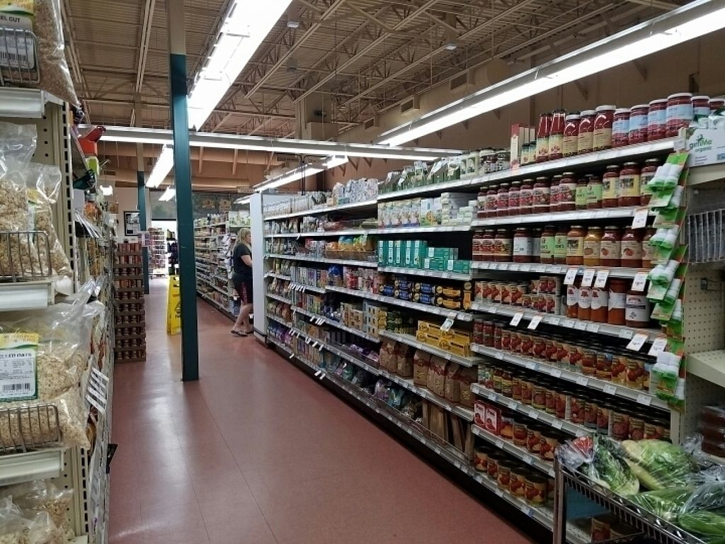 """Photo of Natural Grocers  by <a href=""""/members/profile/kenvegan"""">kenvegan</a> <br/>products <br/> August 15, 2016  - <a href='/contact/abuse/image/25258/169148'>Report</a>"""