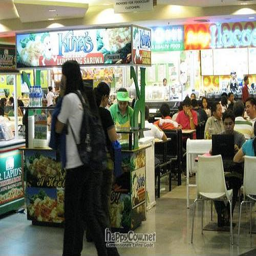 """Photo of Kuya's Special Lumpiang Sariwa - Megamall  by <a href=""""/members/profile/cvxmelody"""">cvxmelody</a> <br/>A branch of Kuya's located in food-court of SM City Manila (near 'Central' LRT-1 station) <br/> March 7, 2011  - <a href='/contact/abuse/image/25278/7730'>Report</a>"""