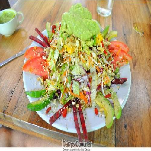 "Photo of La Botanica Organica  by <a href=""/members/profile/KenThomas"">KenThomas</a> <br/>Colorful, Delicious Salad <br/> September 25, 2011  - <a href='/contact/abuse/image/25279/10829'>Report</a>"