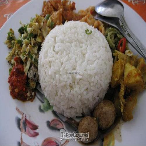 """Photo of CLOSED: Saima Vegetarian  by <a href=""""/members/profile/cvxmelody"""">cvxmelody</a> <br/>Plate of food <br/> February 1, 2011  - <a href='/contact/abuse/image/25295/7274'>Report</a>"""