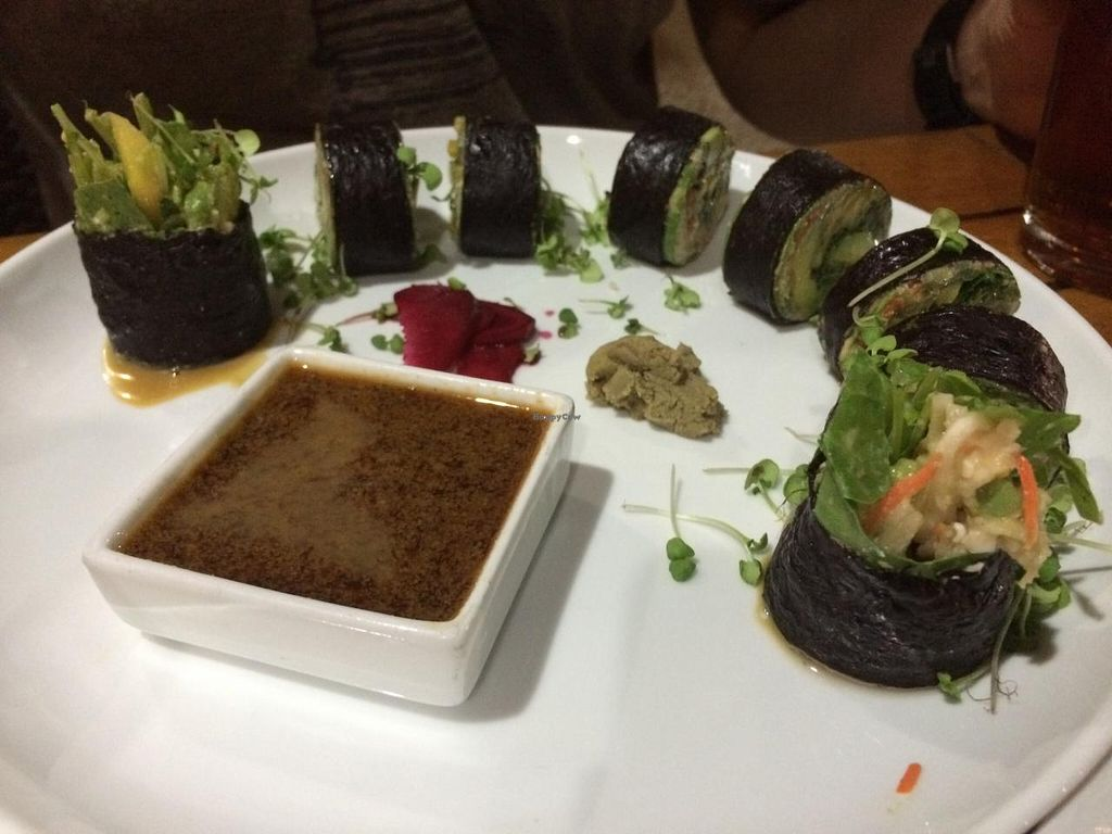 """Photo of Christopher's Kitchen  by <a href=""""/members/profile/kmilitello"""">kmilitello</a> <br/>Avocado sushi roll <br/> April 5, 2015  - <a href='/contact/abuse/image/25365/97898'>Report</a>"""
