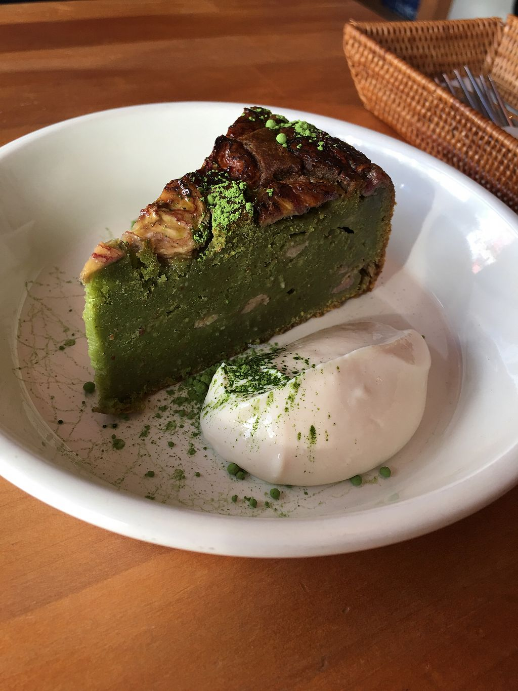 "Photo of Cafe Atl  by <a href=""/members/profile/KisaraVera"">KisaraVera</a> <br/>Matcha Cake! ✨?? <br/> December 25, 2017  - <a href='/contact/abuse/image/25368/338936'>Report</a>"