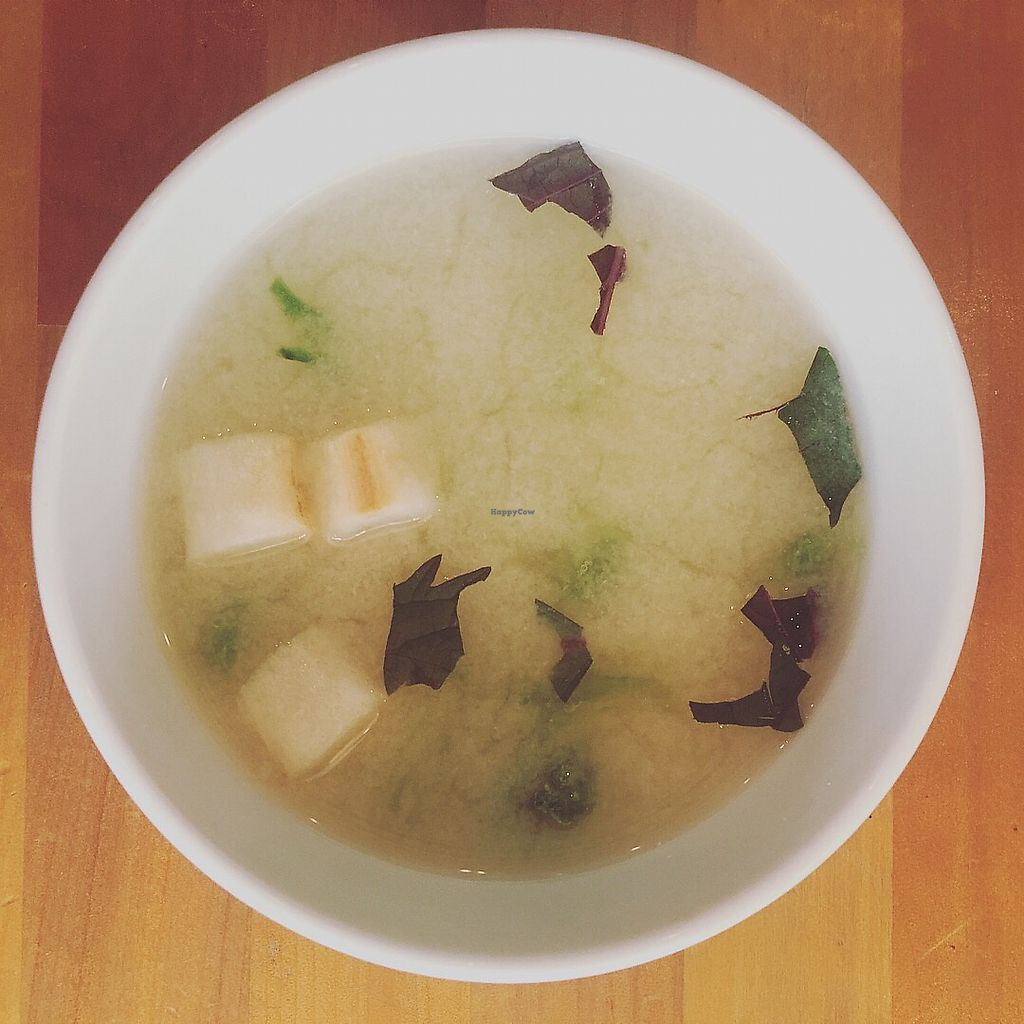 "Photo of Cafe Atl  by <a href=""/members/profile/nataliebellio"">nataliebellio</a> <br/>Miso Soup  <br/> February 14, 2018  - <a href='/contact/abuse/image/25368/359080'>Report</a>"