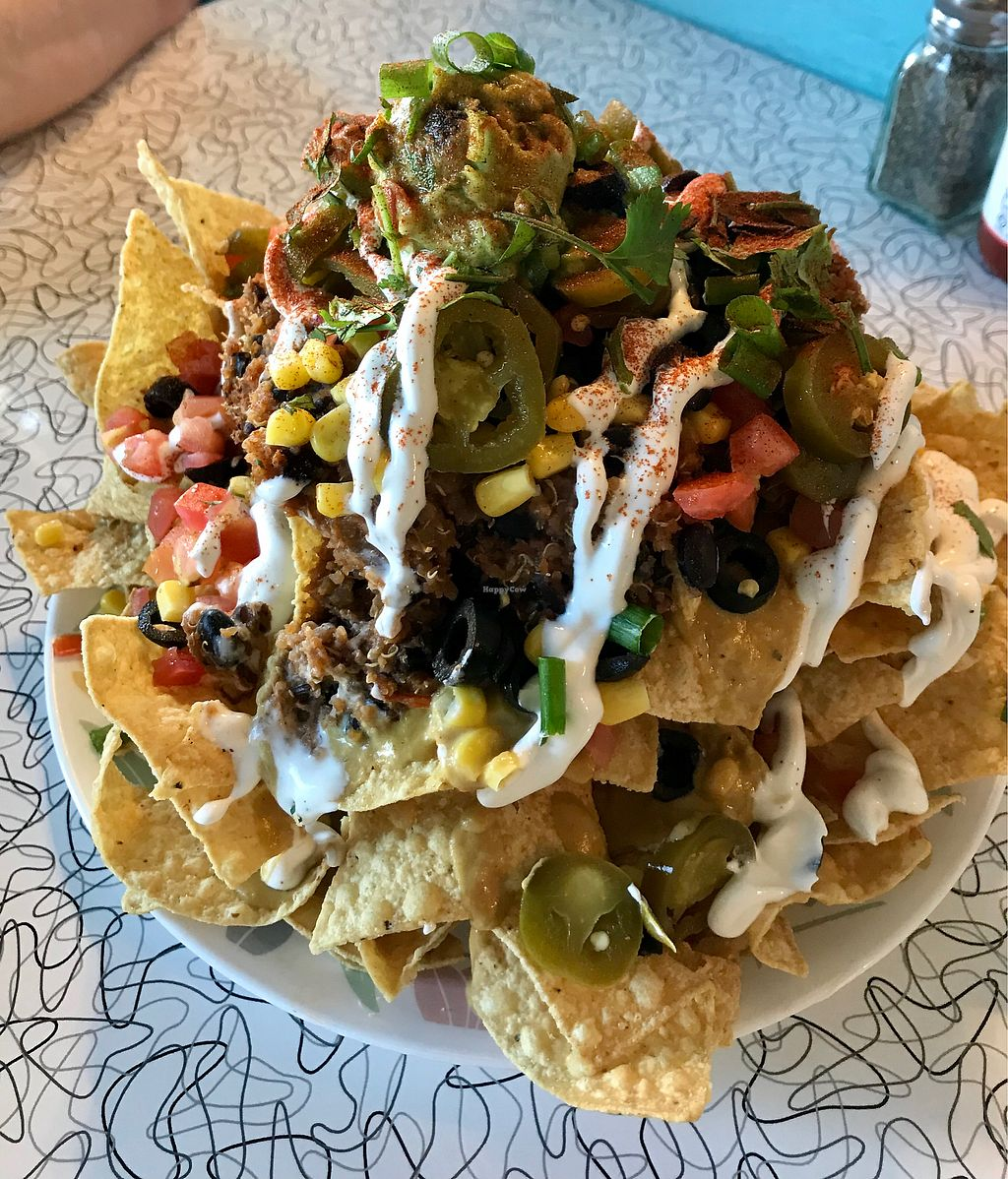 "Photo of Spiral Diner & Bakery  by <a href=""/members/profile/PulliamPrepper"">PulliamPrepper</a> <br/>Super nachos  <br/> November 5, 2017  - <a href='/contact/abuse/image/2539/321904'>Report</a>"