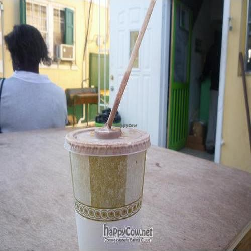 """Photo of CLOSED: Raw on da Porch  by <a href=""""/members/profile/Ton"""">Ton</a> <br/>Raw Chocolate Smoothie <br/> April 14, 2011  - <a href='/contact/abuse/image/25444/8200'>Report</a>"""