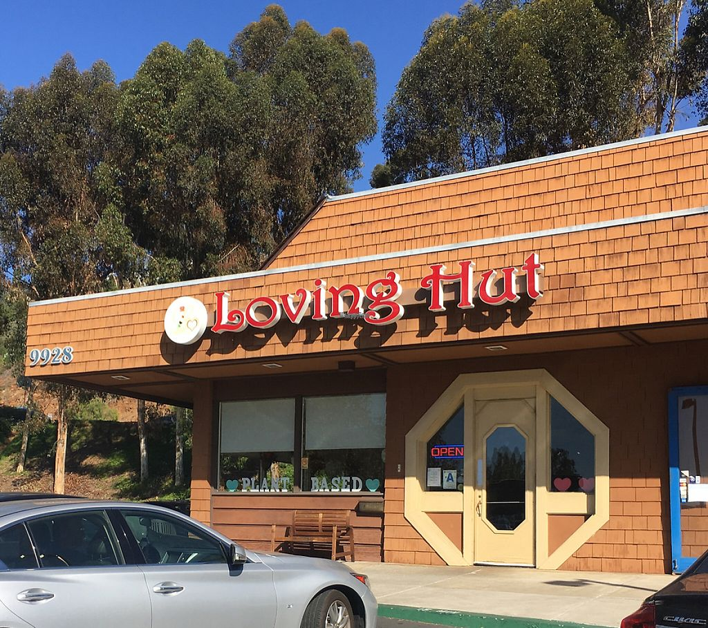 """Photo of Loving Hut - Mira Mesa  by <a href=""""/members/profile/Beryl"""">Beryl</a> <br/>friendly staff and an extensive menu <br/> November 19, 2016  - <a href='/contact/abuse/image/25532/192381'>Report</a>"""