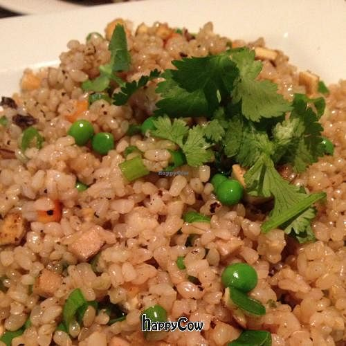 """Photo of Loving Hut - Mira Mesa  by <a href=""""/members/profile/2002rulz"""">2002rulz</a> <br/>healthy fried rice  <br/> March 20, 2013  - <a href='/contact/abuse/image/25532/45857'>Report</a>"""