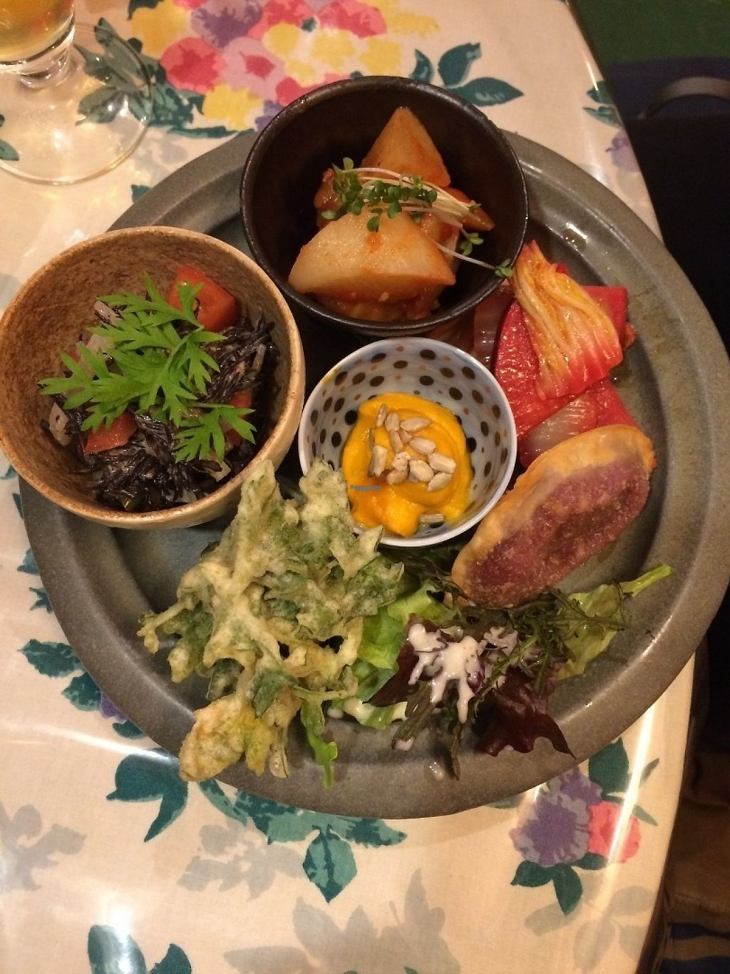 """Photo of CLOSED: Le Coccole  by <a href=""""/members/profile/Italian.vegan"""">Italian.vegan</a> <br/>Platter <br/> December 2, 2016  - <a href='/contact/abuse/image/25584/196454'>Report</a>"""